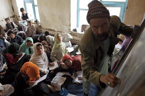 Primary Education in rural areas - Bamyan Province - Afghanistan - 2007