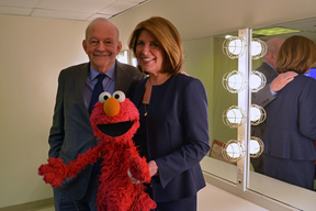 UNICEF and Sesame Street discuss early childhood development - United States of America - 2017