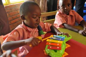 ECD and pre-primary school programmes in Rwanda