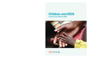 Children and AIDS: Fourth Stocktaking Report, Lo-Res PDF (English)