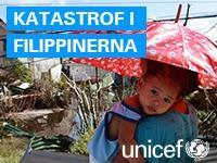 Typhoon Haiyan: Swedish NatCom - social media banner - 200x150