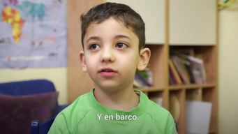 13062 Germany Syrian Refugee at School MIX HD SP
