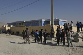New Schools funded by the Japanese Government - Afghanistan - 2010