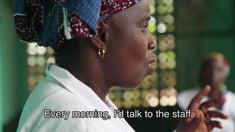Guinea - A healthcare worker's success story in Ebola ground zero