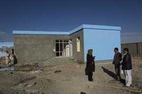 UNICEF Supported School Construction and Renovation - Herat Province - Afghanistan - 2010