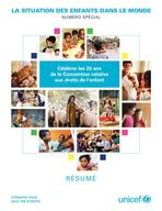 The State of the World's Children: Special Edition (2009), CRC Executive Summary, Lo-Res PDF (French)