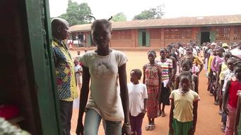 Central African Republic - Back to School
