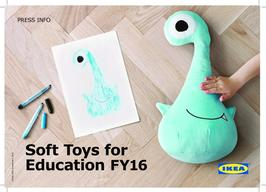 2015 Soft Toys for Education Campaign