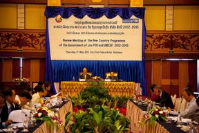 Country Programme Development , Lao PDR
