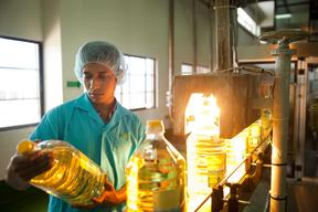 Vitamin A fortified cooking oil- Bangladesh-2015
