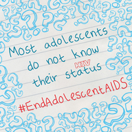 End Adolescent AIDS Graphics