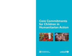 Core Commitments for Children in Humanitarian Action, Lo-Res PDF (English)