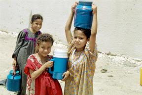 Health & Water services in Iraq