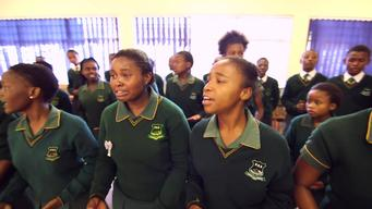 Schools for Africa - South Africa - Students speak up - Mix High Res