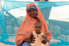 Support for displaced people in north-eastern Nigeria – 2015