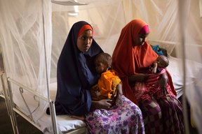 Support for malnutrition in Somalia - 2017