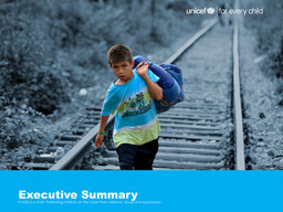 A child is a child_Executive Summary Powerpoint