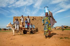 WASH in Niger - 2015
