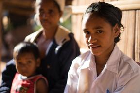 Human Interest Story: Hope for the future: Investing in girls' education in Timor-Leste