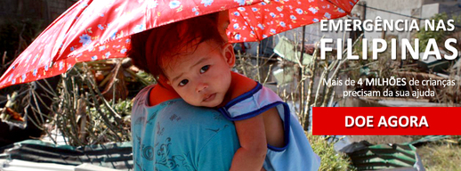 Typhoon Haiyan - Facebook cover - Portuguese