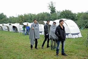 Refugees and migrants in Serbia – 2015
