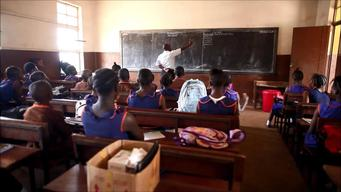 12702 Sierra Leone Back to School BROLL 1 HD NTSC
