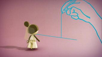 Child Protection Mini-Animations - Child Marriage FRENCH HD NTSC