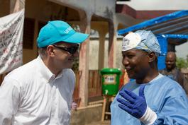 Ebola in West Africa - Photo
