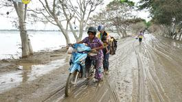 Myanmar Flooding Disaster